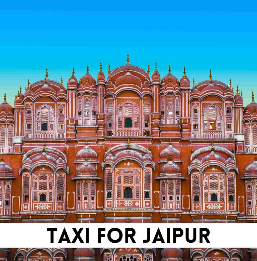 taxi for Jaipur