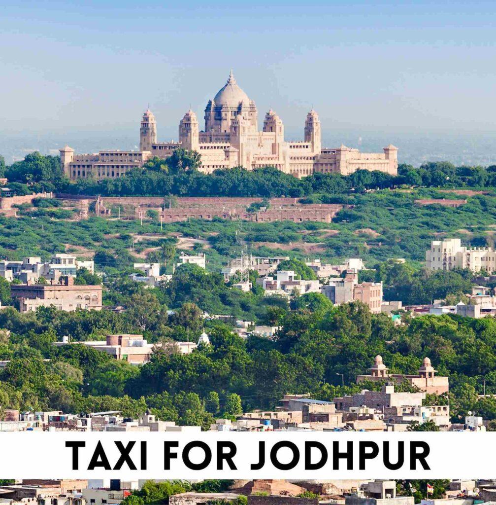 car rental in jodhpur