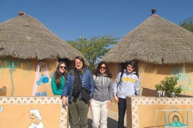 village creativity tour